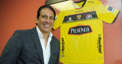 Cevallos confirma posible amistoso ante Guayaquil City en Miami
