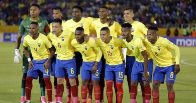 Ecuador jugará un partido amistoso con Qatar