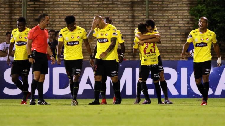 Barcelona Sporting Club entró en crisis, tras siete fechas sin ganar en el torneo