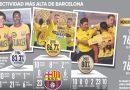 Barcelona, con el mejor inicio en últimas 35 ediciones del torneo
