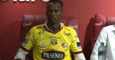 Walter Chalá aseguró deberle a Barcelona solo el 20% de deuda total