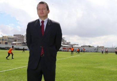 Juan Manuel Aguirre confía en que puede salvar al Quito de la extinción
